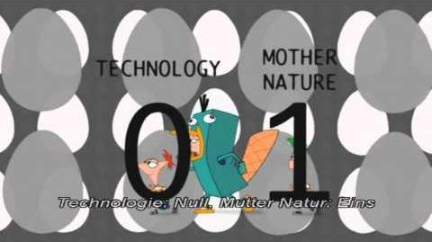 Phineas und Ferb-Song Die Natur gewinnt(with Lyrics)