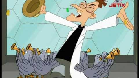 Phineas & Ferb - Mijn Broer Dat Grote Loeder My Goody-Two-Shoes Brother Dutch HD