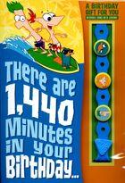 Hallmark '1440 minutes' birthday card