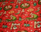 Phineas and Ferb Christmas wrapping paper 2013