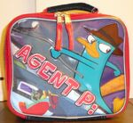 P&F lunch box