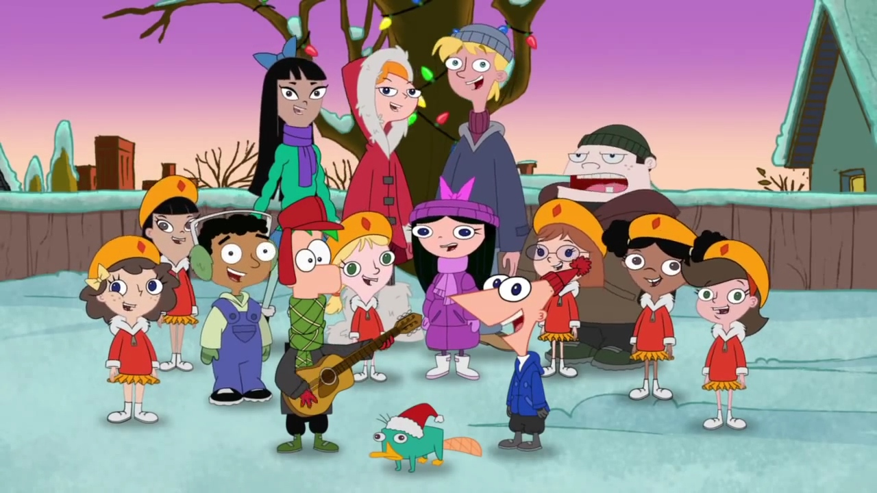 Image - 12 Days of Christmas.JPG   Phineas and Ferb Wiki   FANDOM ...