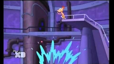 Phineas und Ferb - Das Ungeheuer von Loch Nase Song3 Mein nasser Freund