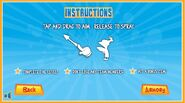 Instructions - Summer Soakers
