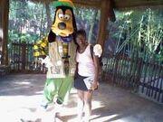 Goofy and me