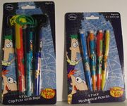 Innovative Designs pens and mechanical pencils