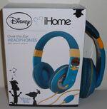 IHome P&F Headphones