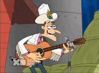 Doof sings his country song