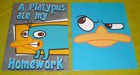 Phineas and Ferb 2012 portfolios 2