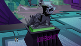 Alternative Doofenshmirtz's statue as their supreme leader