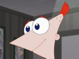 Phineas Flynn (2nd Dimension)