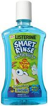 Listerine P&F Smart Rinse