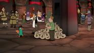 S04E25a Doof hands him a bag of cash