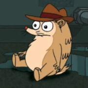 Herman the Hedgehog