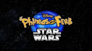 Phineas and Ferb Star Wars Galerie
