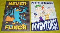 Phineas and Ferb 2012 portfolios 1