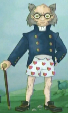Fluffy Pants Doofenshmirtz