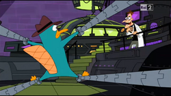 Perry in trappola