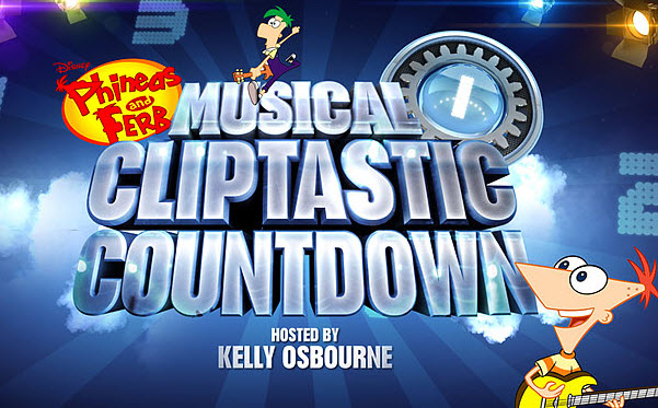 phineas and ferb musical cliptastic countdown full episode