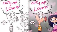 City Of Love -- combined, by xCandyliciousx