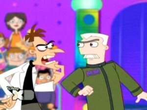 Doof and Francis