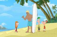 Surfing advice for Candace