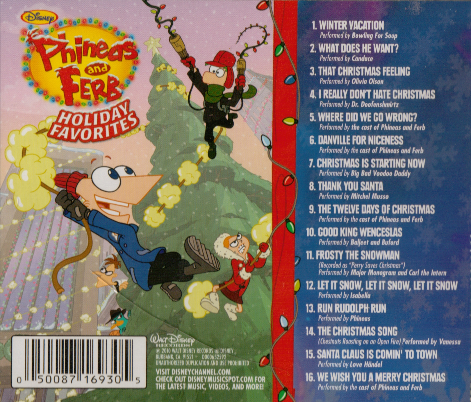 Image - HF ADVERT 3.jpg | Phineas and Ferb Wiki | FANDOM powered ...