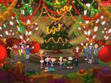 Wir wünschen euch frohe Weihnacht