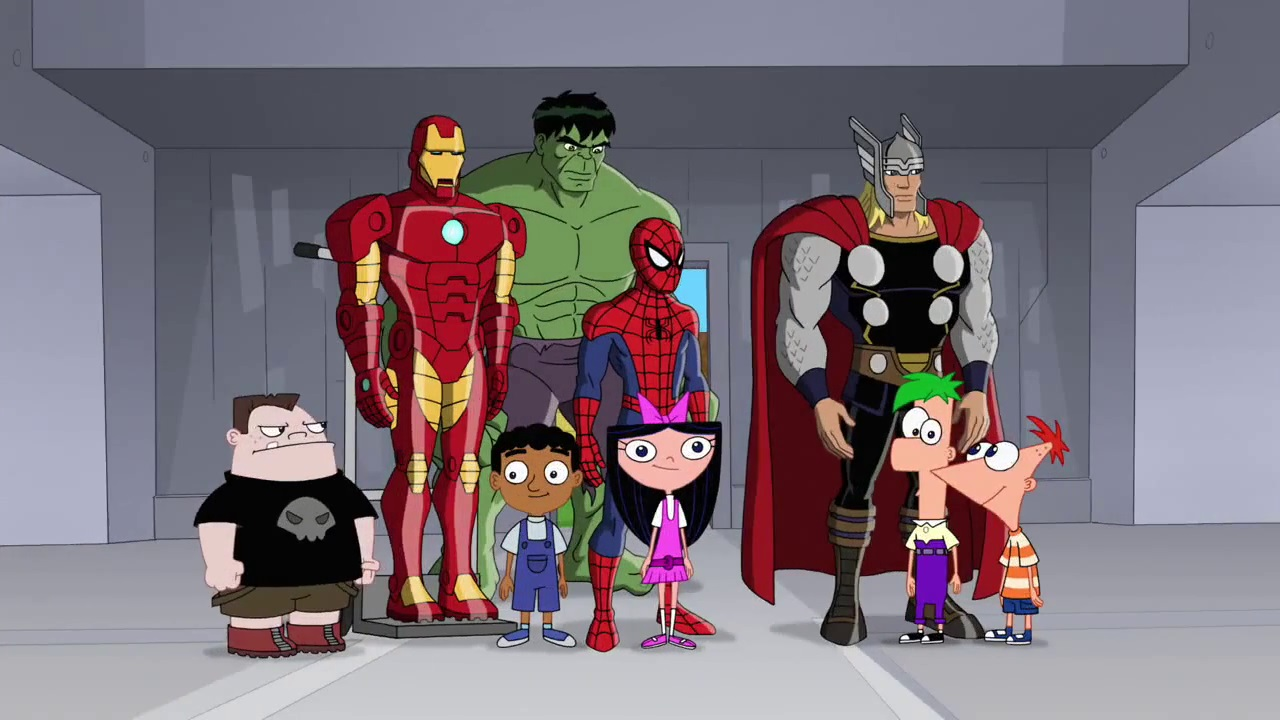 Phineas and Ferb: Mission Marvel | Phineas and Ferb Wiki