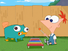 Baby Perry and Phineas enjoy playing music - cropped