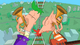 Phineas Ferb horns rollercoaster musical