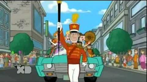 """Phineas & Ferb Song Demo -""""Tristate Area Unification Day"""""""