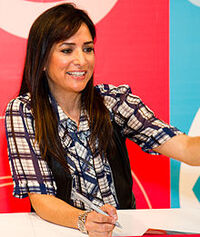 Pamela Adlon at San Diego Comic-Con 2011