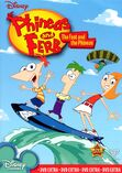 The Fast and the Phineas DVD cover