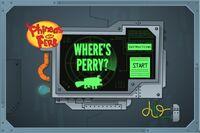 Menu - Where's Perry?