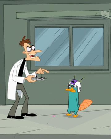 Brain Drain Phineas And Ferb Wiki Fandom