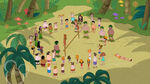 Lawn Gnome Beach Party of Terror56
