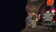S04E25a A Scarlet Pimpernel turns as he noticed Vanessa
