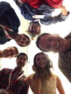 Jeff, Vincent, Dan, Maulik, Alyson, & DeeBB
