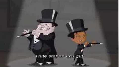 Phineas und Ferb - Song Freund und Feind