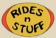 Rides n Stuff logo