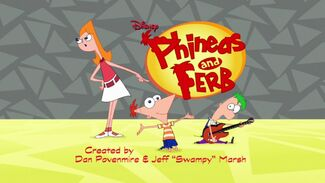 Telop Phineas and Ferb