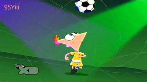 Phineas und Ferb - Fußball X7 (HD)