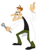 360px-Dr. Heinz Doofenshmirtz2