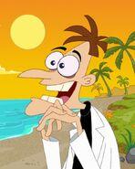 Doofenshmirtz Portrait