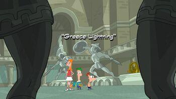 Greece Lightning title card