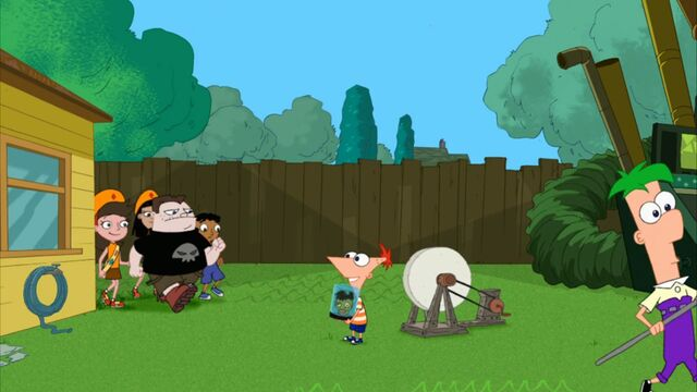 File:Adyson, Ginger, Buford and Baljeet coming over.jpg