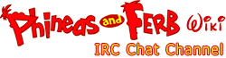 IRC Chat Wordmark