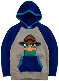 Agent P hoodie