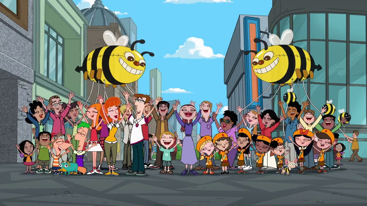 image bee day bee song jpg phineas and ferb wiki fandom